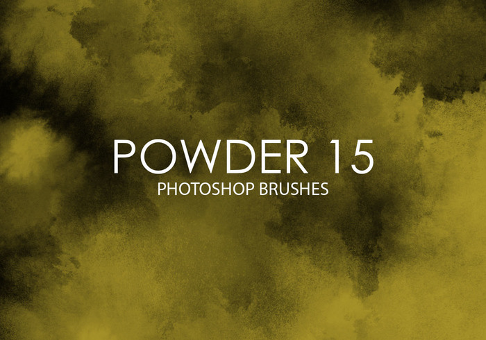 Free Powder Photoshop Bürsten 15