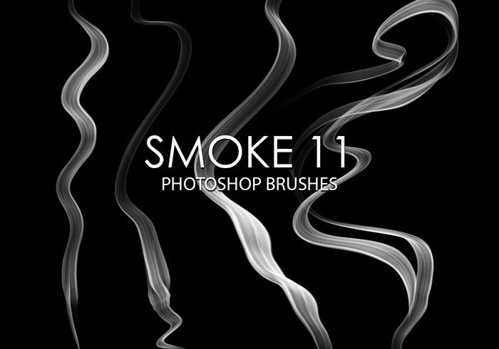 Free Smoke Photoshop Brushes 11