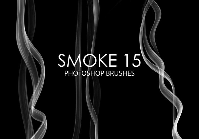 Free Smoke Photoshop Brushes 15