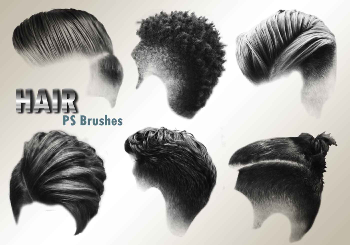 Hair Free Brushes 42 Free Downloads