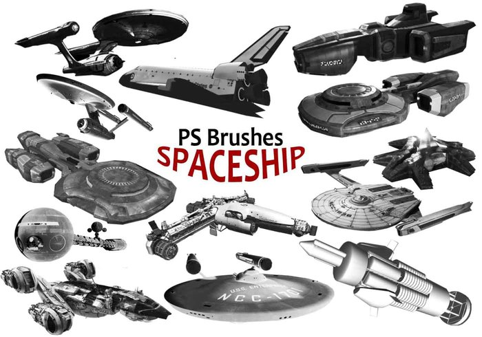 20 Brosses PS Spaceship abr. Vol.3