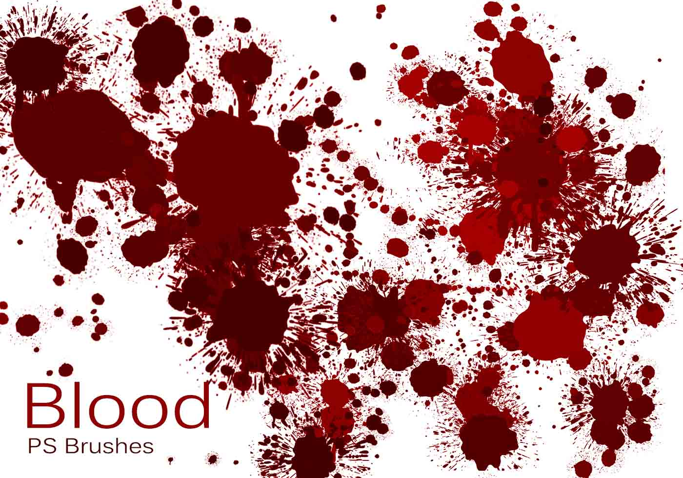 Blood Stain Patterns Awesome Design Ideas