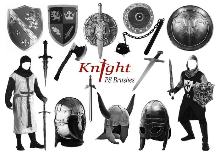 20 Knight PS Brushes abr.vol.5