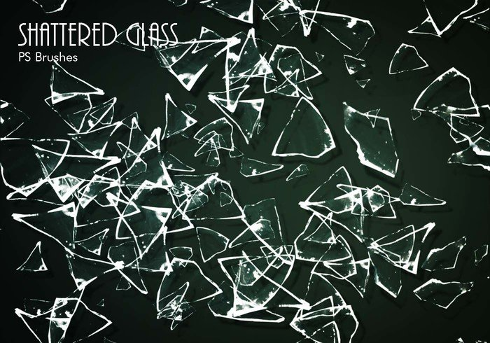 20 Shattered Glass PS escova abr.vol.6