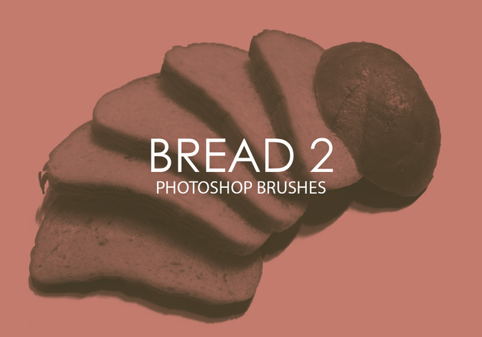 Brosses Gratuites Photoshop Bread 2