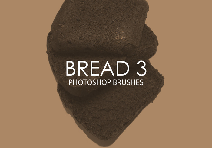 Free Bread Photoshop Brushes 3