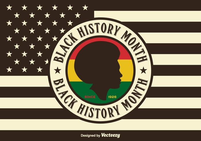 USA Black History Month Contexto do PSD