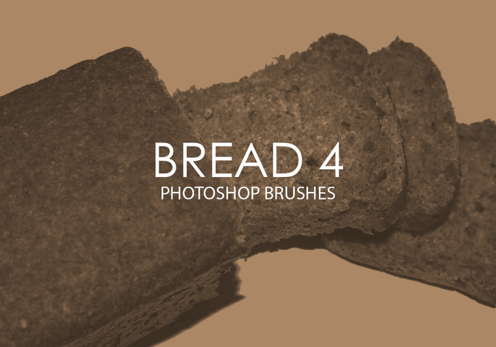 Brosses Gratuites Photoshop Bread 4