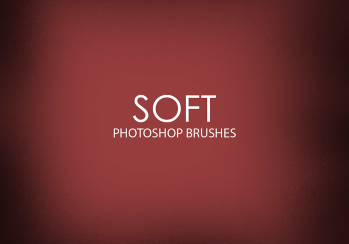 Gratis Soft Frame Photoshop Borstels
