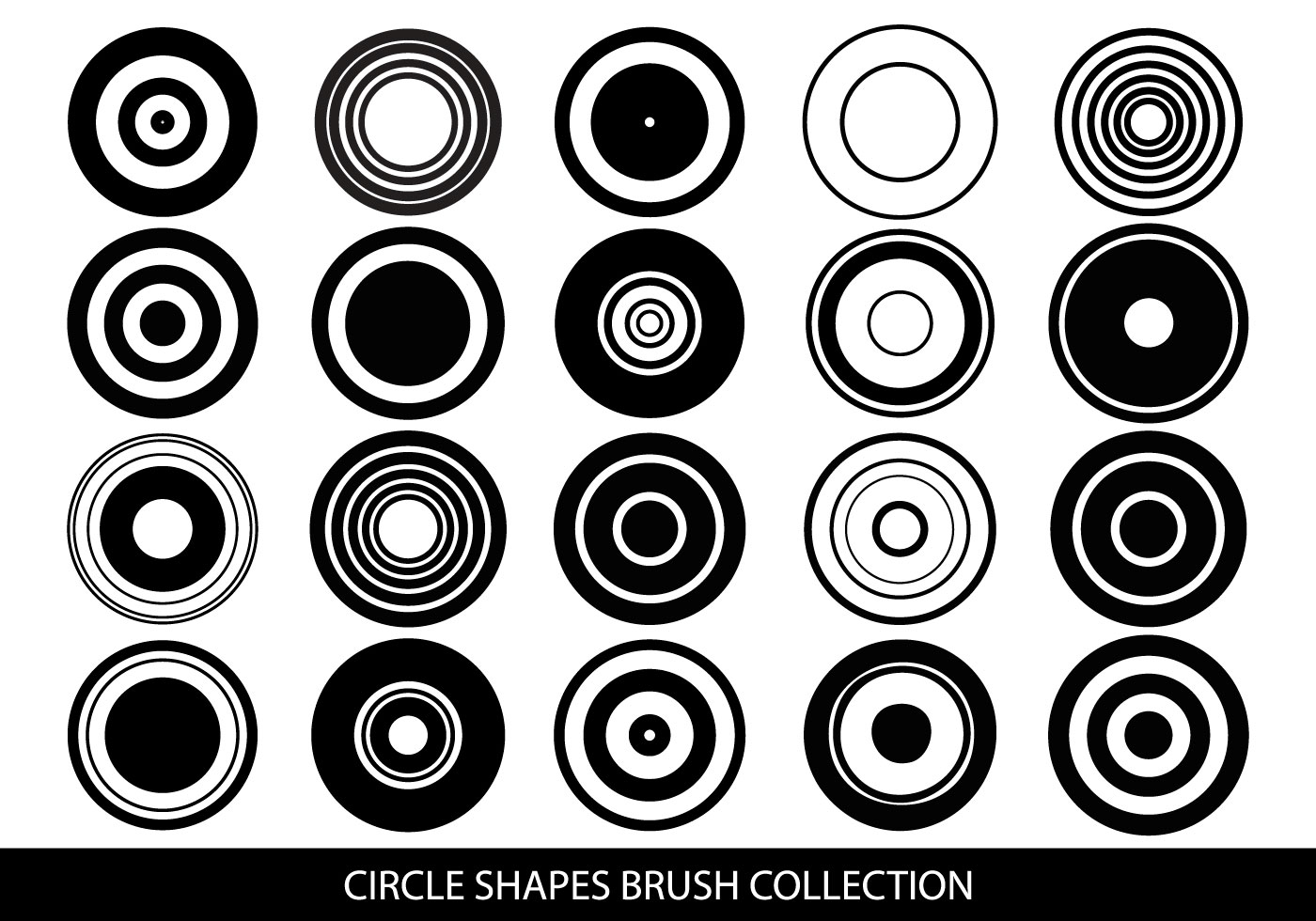 All The Photoshop Custom Shapes You'll Need To Download