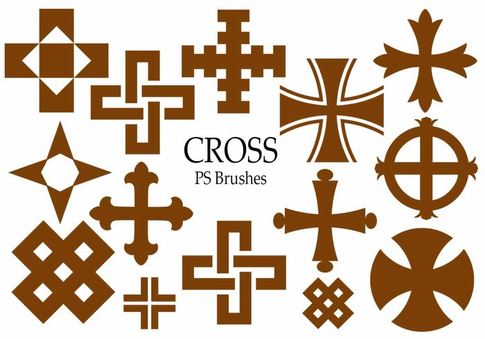 20 Cross Penseelborstels ab. Vol.8