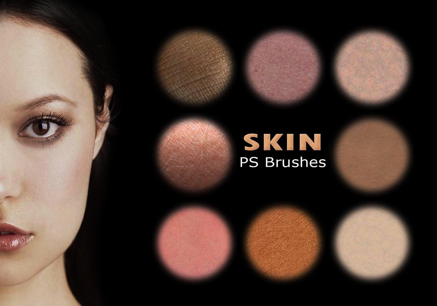 20 Human Skin PS Brushes abr. Vol. 7 - Free Photoshop Brushes at ...