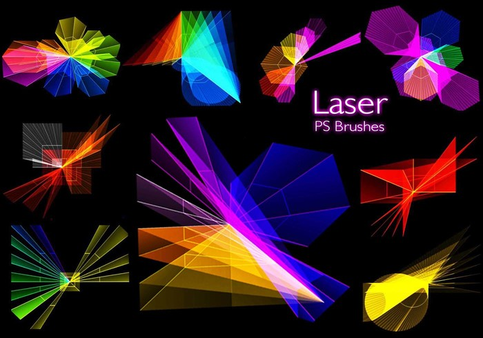 20 Laser PS Bürsten abr. Vol