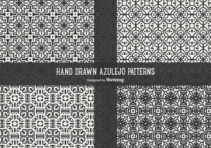 Azulejo Patterns PSD Pack