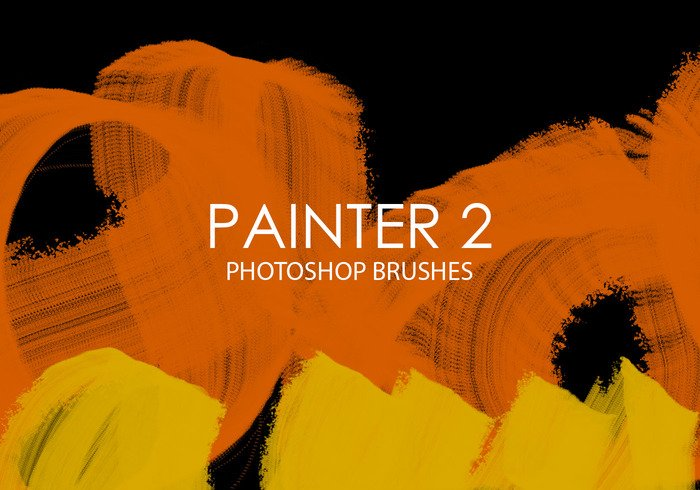 Gratis Painter Photoshop Borstels 2