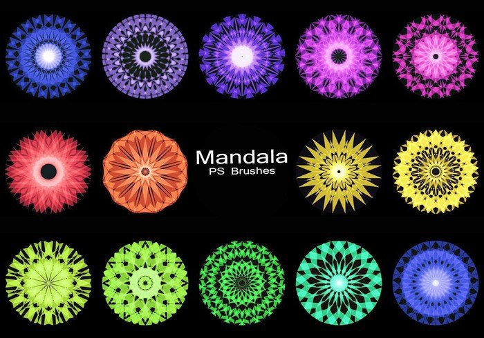 20 Mandala PS Penslar abr. vol.5
