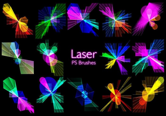 20 Laser PS Brushes abr. vol.11