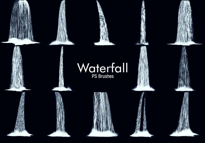 20 Waterval PS Pensels abr. Vol.4