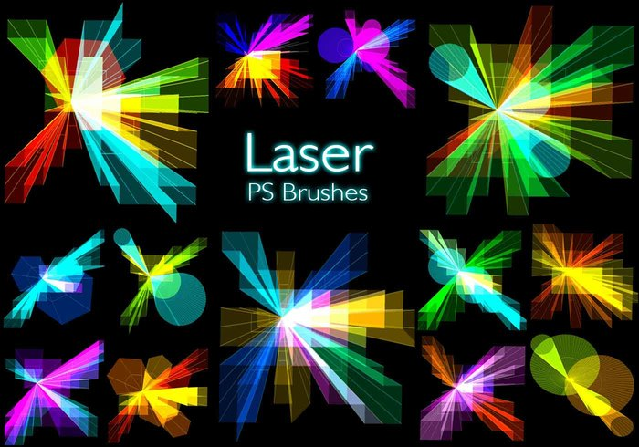 20 Laser PS Bürsten abr. Vol.12