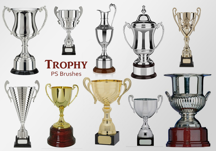 20 Trophy PS Borstels abr.vol.9
