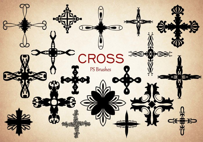 20 Cross Penseelborstels ab. Vol.10