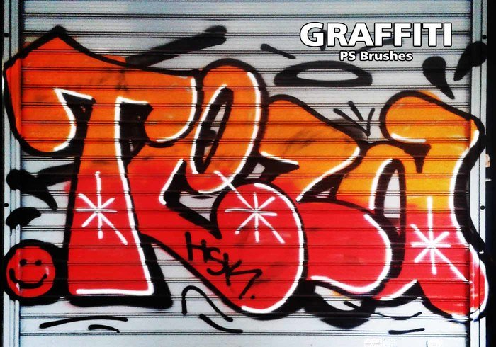 20 Graffiti PS Borstels abr. vol.8