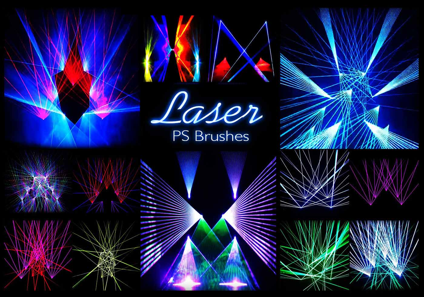 20 laser stage ps brushes abr  vol 13