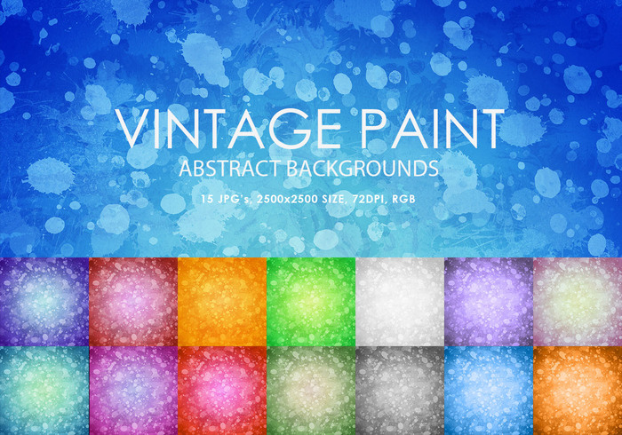 Gratuit Vintage Paint Backgrounds 2