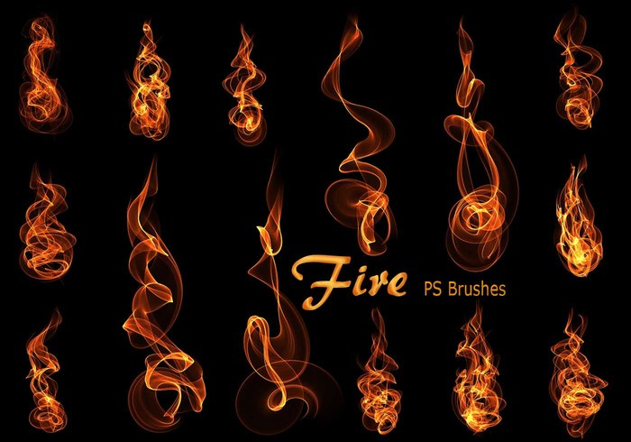 20 brosses PS Fire abr.Vol.13
