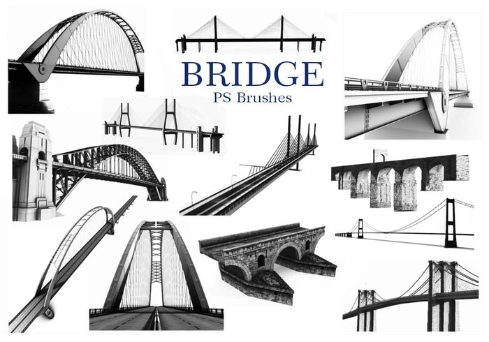 20 Bridge PS Brushes abr. vol.3