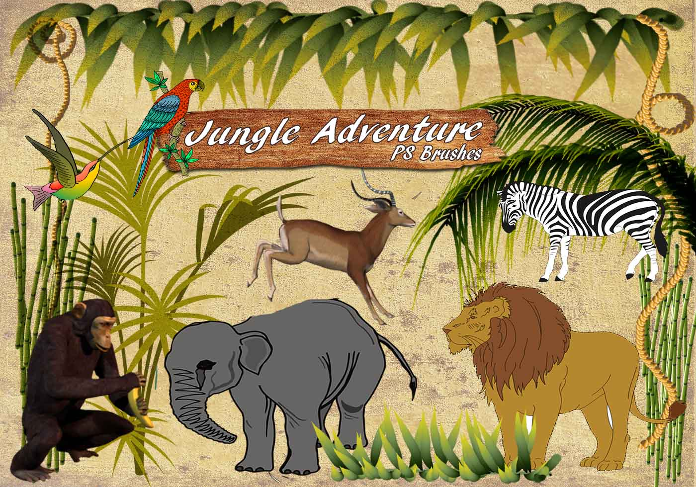 adventure in jungle Facial make-up is free for kids during weekends only during specific times please note: it is possible that jungle closes 1hr early due to low attendance.