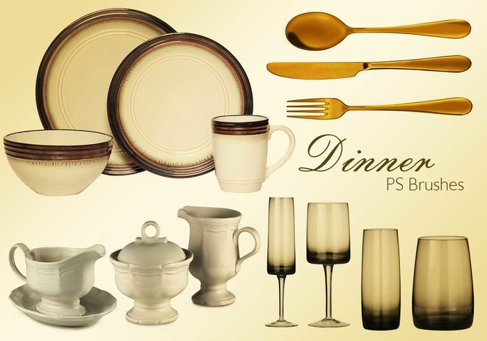20 Diner Service PS Brushes.abr vol.3