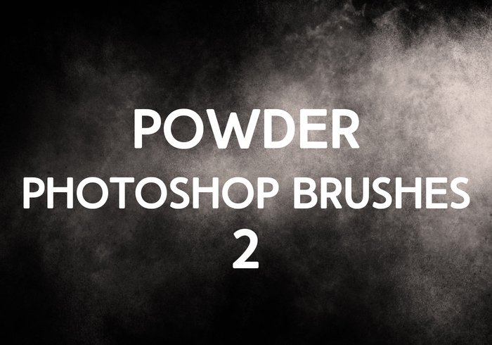 Powder Pinceles para Photoshop 2