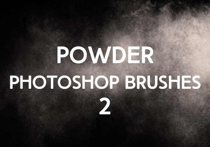 Powder Photoshop Bürsten 2
