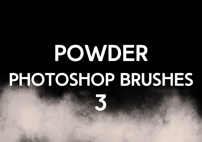 Powder Pinceles para Photoshop 3
