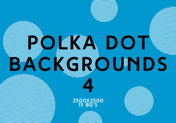 Fond de polka 4