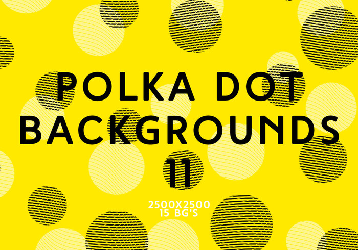 Polka Dot Backgrounds 11