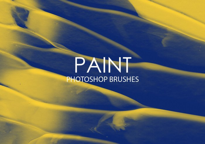 Free Paint Photoshop Brushes