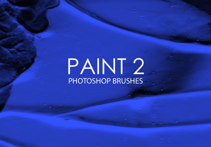 Gratis Paint Photoshop borstar 2