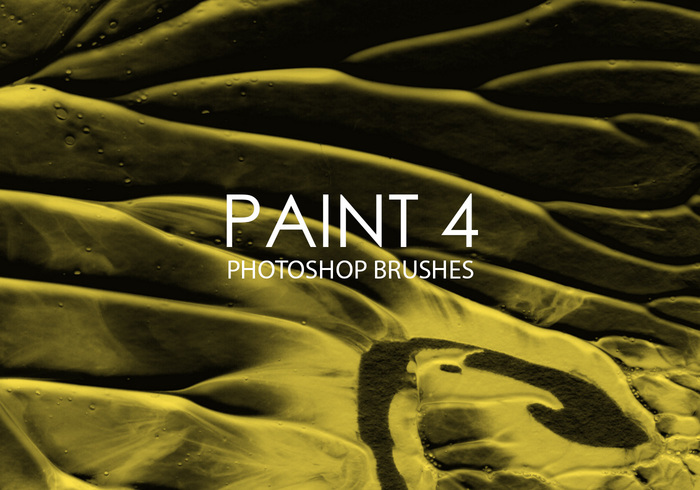 Free Paint Photoshop Brushes 4