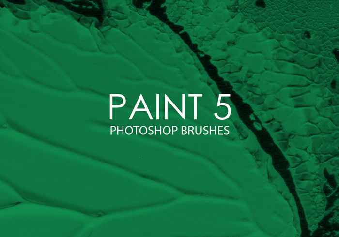Gratis Paint Photoshop Borstels 5