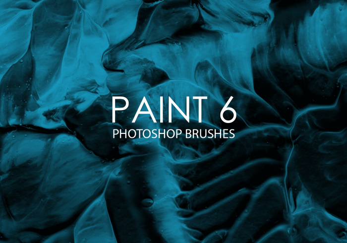 Gratis Paint Photoshop borstar 6
