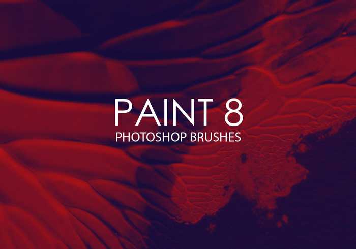Gratis Paint Photoshop borstar 8
