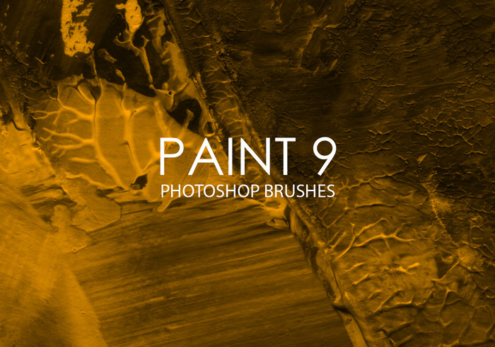 Gratis Paint Photoshop borstar 9