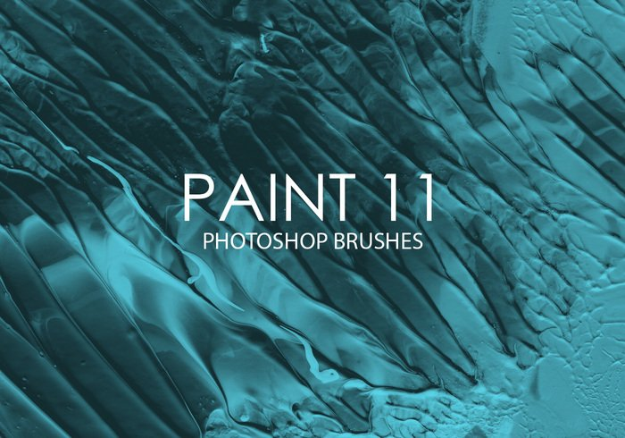 Gratis Paint Photoshop Borstels 11