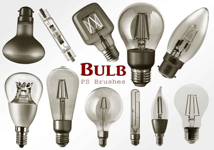 20 Bulb Ps Brushes abr. vol.4