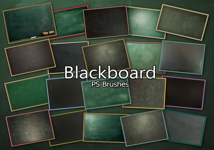 20 Blackboard Ps Borstels abr. vol.6