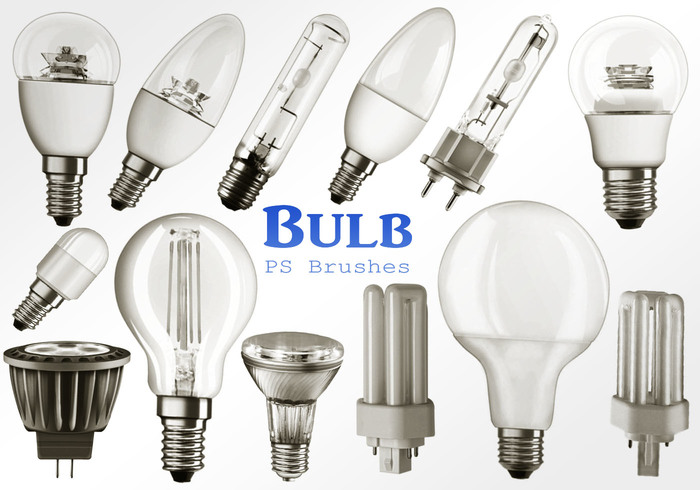 20 Bulb Ps Brushes abr. vol.5