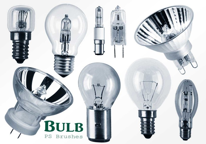 20 Bulb Ps Brushes abr. Vol.7