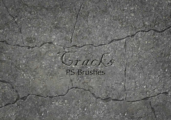 20 Cracks PS Brushes abr.Vol.5